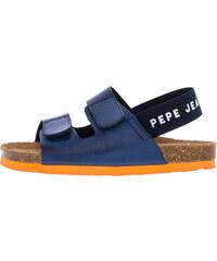 7d265cfb3f0 Παιδικές Σαγιονάρες & Πέδιλα PBS90028 Ταμπά Δέρμα Pepe Jeans - Glami.gr