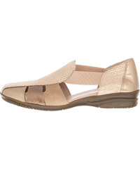 cdb28213d6 Γυναικεία Παπούτσια Casual 23551 Μπεζ Δέρμα Λαδερό 24HRS