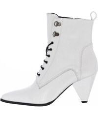 2675c8def09 Λευκά Γυναικείες μπότες και μποτάκια αστραγάλου | 80 προϊόντα σε ένα ...