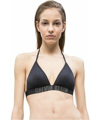 ce4f28d4c80 Calvin Klein Γυναικείο Μαγιό Τρίγωνο Intense Power Triangle Bikini Μαύρο