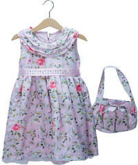 2a026e1ea84 Παιδικό Φόρεμα Εβίτα 198268 Εμπριμέ Κορίτσι