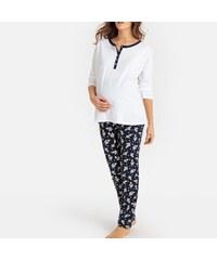 14e983f82a2 LA REDOUTE MATERNITΙ Πιτζάμα-σορτς εγκυμοσύνης και θηλασμού - Glami.gr