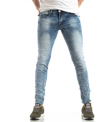 8c8445073382 Boy Ανδρικό γαλάζιο τζιν Washed Slim Jeans