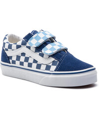 bb30e4fa697 KEDS Μπλε Casual Παιδικά Παπούτσια. Σε 7 μεγέθη. Λεπτομέρειες. Πάνινα  παπούτσια VANS - Old Skool V VN0A38HDVDX1 (Checkerboard) True Navy