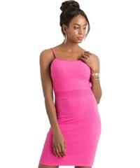 bb3697fbbed8 DeCoro F11051 Φόρεμα με Παγιέτες και Κρόσια - ΡΟΖ - 10 - Glami.gr