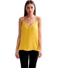 db59250dab43 Κίτρινα Γυναικεία μπλουζάκια και τοπ χωρίς μανίκι