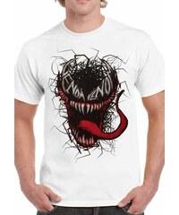 ade64a7d0321 Keya Ανδρικό Κοντομάνικο T-Shirt - VENOM - Keya - Λευκό - VN221