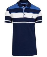 78c89e08a0c4 mygolf Ανδρικό Πόλο Μπλουζάκι σε Μπλε Σκούρο Χρώμα BLK199