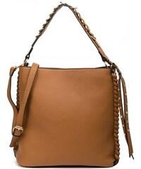 4dfb68477d MIGATO Ταμπά τσάντα hobo με κρίκους