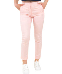 8eebceb29e33 Γυναικείο ροζ υφασμάτινο παντελόνι σωληνας So Sexy 41228