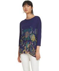 88f6740db741 Women Desigual Cassidy T-shirt Blue