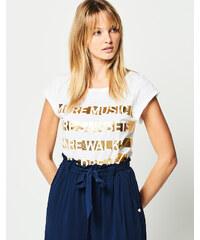 83973f296c30 Lynne T-shirt με τύπωμα ¨More music¨