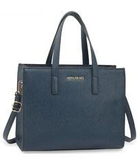 c1281367a9 Anna Grace 1575 AG Μοντέρνα γυναικεία tote τσάντα AG00592 - Μπλέ navy