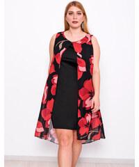 beab16993e85 Πολύχρωμα Φορέματα σε μεγάλα μεγέθη