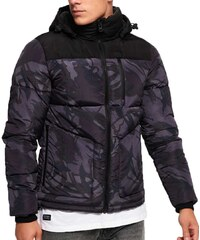 71c39aa430a6 Superdry - M50003GR 02A - SD Expedition Coat - Black - Μπουφάν