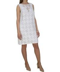 155e57b1f5e4 Φόρεμα Με Ανάγλυφο Σχέδιο Forel 565144 Λευκό forel 565144 leyko