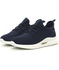 8428a40e8e9 Kiss GoGo Ανδρικά μπλε αθλητικά παπούτσια ελαφρύ μοντέλο Hole design
