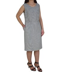 c125f17ed777 Φόρεμα Με Επιπλέον Μανίκια Vagias 9647-38 Εκρού Μπλε vagias 9647-38 ekroy  mple