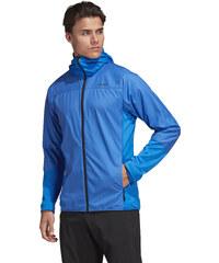 34cca521f1d2 Men adidas Performance Terrex Skyclimb Jacket Blue