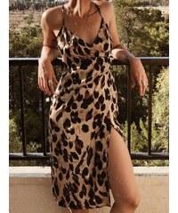 61ed3768e61 Καφέ Φορέματα | 350 προϊόντα σε ένα μέρος - Glami.gr