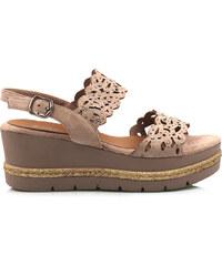 6701105299 Μπεζ Γυναικεία ρούχα και παπούτσια από το κατάστημα Voi-noi.gr