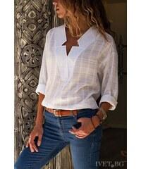 37423e65fe56 IVET γυναικείο πουκάμισο DELISIA