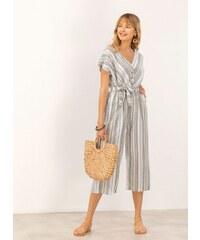 706bd28bd37 Ριγέ Γυναικείες ολόσωμες φόρμες   50 προϊόντα σε ένα μέρος - Glami.gr