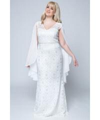 3aec40b659f1 Δαντελένια Φορέματα σε μεγάλα μεγέθη από το κατάστημα Happysizes.gr ...