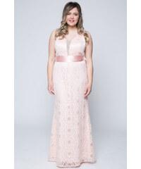 1072cc574e8e Δαντελένια Φορέματα σε μεγάλα μεγέθη από το κατάστημα Happysizes.gr ...