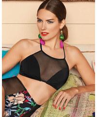 d3118e19d7cc Rock Club Couture Γυναικείο Μπουστάκι Μαγιό με Διαφάνειες (BP 2072)
