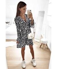 b8f14b57de42 TOP SECRET top secret φορεμα animal print - Glami.gr