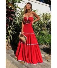 28a9f78961e Μάξι Φορέματα Στράπλες | 80 προϊόντα σε ένα μέρος - Glami.gr