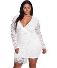 54a732dd690c Λευκά Φορέματα από το κατάστημα Elegrina.gr