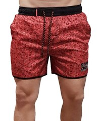 153d78d9df94 Superdry - M30011AT P2X - Echo Racer Swim Short - Superdry Conversation Aop  - Μαγιό