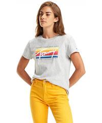 56ceeb55bd Tommy Hilfiger μπλούζα κοντομάνικη DW0DW06222