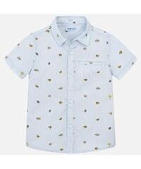 8589efc4dd05 Mayoral πουκάμισο σταμπωτό κοντομάνικο 29-03131