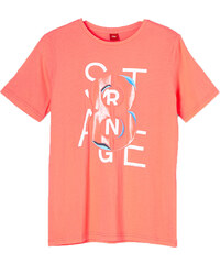 f4fade2523 Emporio Armani Kids TEEN logo print T-shirt - Orange - Glami.gr