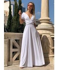 06b68a44136 Λευκά, Μάξι Φορέματα   210 προϊόντα σε ένα μέρος - Glami.gr