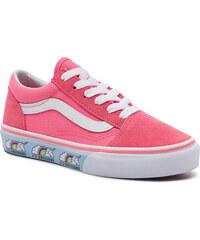 07d329674aa Πάνινα παπούτσια VANS - Old Skool VN0A38HBVE01 Strawberry Pink