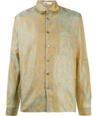 732e0c2932ca GmbH paisley pattern shirt - Blue