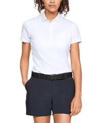 ec8c656c6c64 Women Under Armour Zinger Polo T-shirt White