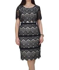 9a1626b62a0d Φόρεμα Από Δαντέλα Vagias 9675-61 Μαύρο vagias 9675-61 mayro