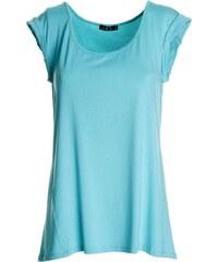 a0443ed815c5 RAXSTA Γυναικεία βεραμάν κοντομάνικη άνετη μπλούζα