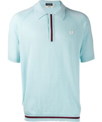 9769de631806 Fred Perry knitted polo shirt - Green