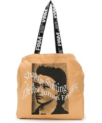 235c39d129 InShoes Ανδρικές τσάντες ώμου με λεπτομέρεια Καφέ. Λεπτομέρειες. Perks And  Mini portrait shoulder bag - Neutrals