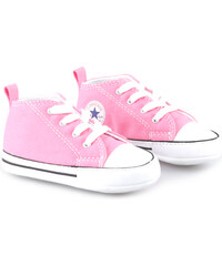 364de55e6ae Girls Converse Chuck Taylor First Star Kids sneakers Pink