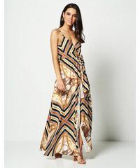 936fbb584f04 Lynne Kρουαζέ φόρεμα με τύπωμα αλυσίδες