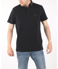156f5a48d719 Men Diesel T-Jacqua Polo shirt Black