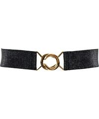 22bae87f71 Rock Club Couture Ζώνη Δίχρωμη Μαύρη (Belt 100)
