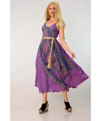 c700ad41aa8f Potre Φόρεμα boho με τιράντες